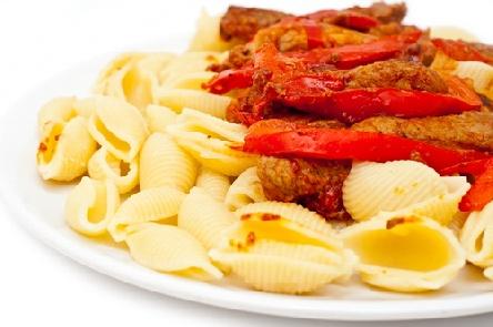Кой не би изял няколко порции от тези вкусни макарони?